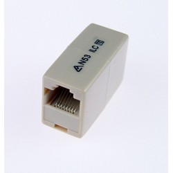 Modular Inline Coupler (8P8C)