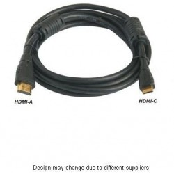 HDMI Cable Mini to Standard 2m