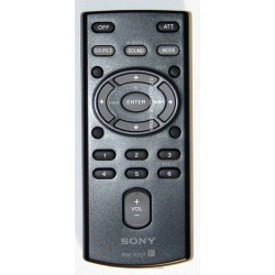 Sony RM-X201 Car Audio Remote