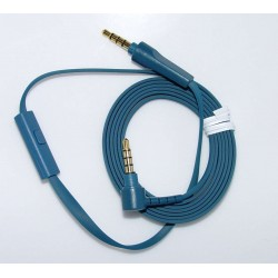 Sony Headphone Cable with Remote - Blue