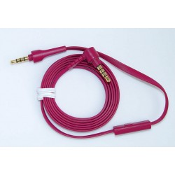 Sony Headphone Cable with Remote - Pink