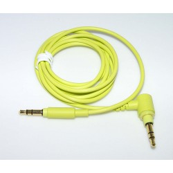 Sony Headphone Cable  - Lime Yellow