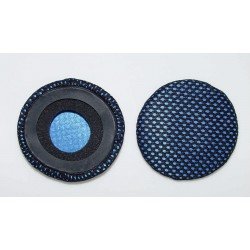 Sony Headphone Ear Pad Blue