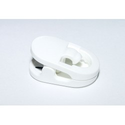 Sony Headphone Cable Clip - White