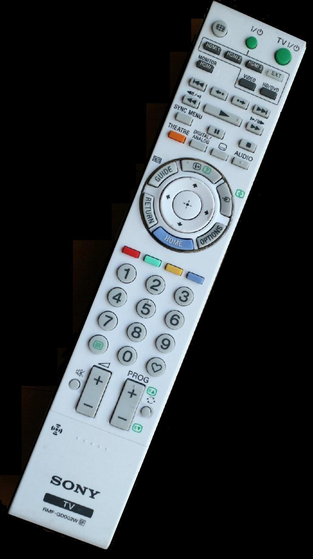 Sony RMF-GD002W Television Remote 148708512