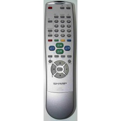 Sharp Television GA245WJSA Remote