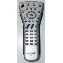 Sharp Television GA297WJSA Remote
