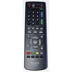 Sharp Blu-ray Player GA748WJPA Remote