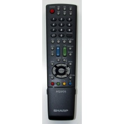 Sharp Television GA774WJSA Remote