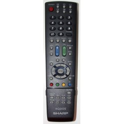 Sharp Television GA809WJSA Remote