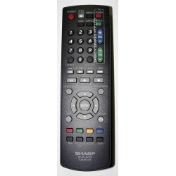 Sharp Blu-ray Player GA822WJPA Remote