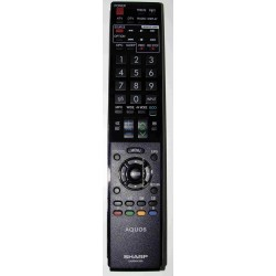 Sharp Television GA864WJSA Remote