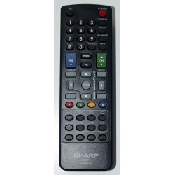Sharp Television GA868WJSA Remote