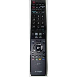 Sharp Television GA985WJSA Remote
