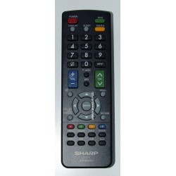 Sharp Television GB036WJSA Remote