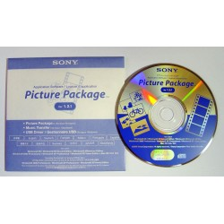 Sony Software - PICTURE PACKAGE Ver.1.2.1