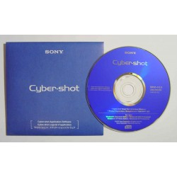 Sony Software - Cyber-Shot Application Software Ver.1.0
