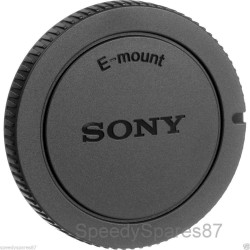 Sony Body Cap - E Mount