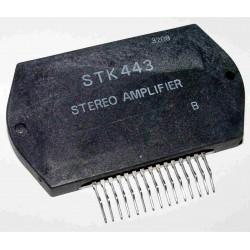 Integrated Circuit STK443