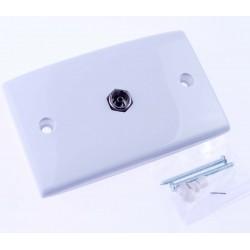 Antenna Wall Plate - Single