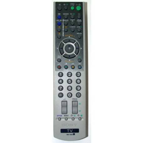 Sony RM-1022 Television Remote