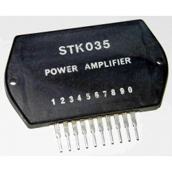 Integrated Circuit STK035