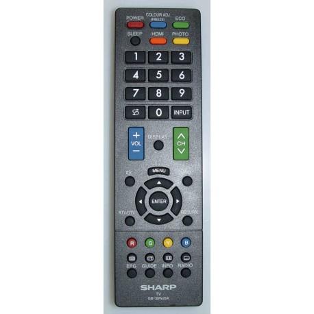 Sharp Television Remote GB139WJSA