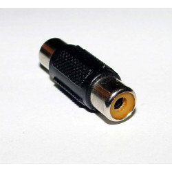 Adaptor - RCA Socket to RCA Socket