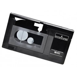 VHS-C Tape Adaptor to VHS / SVHS