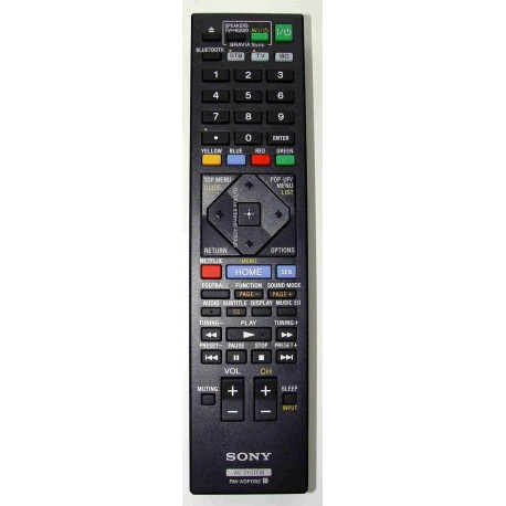 Sony RM-ADP092 Blu-ray Remote