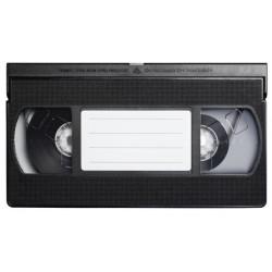 VHS Cassette Tape 180 Minuites