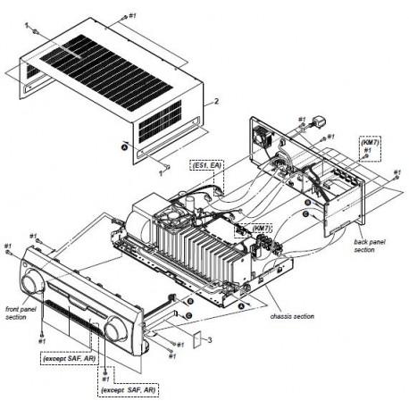 STRKM22 / STRKM55 / STRKM77 / HTM22 / HTM55 / HTM77 Sony Audio ... on