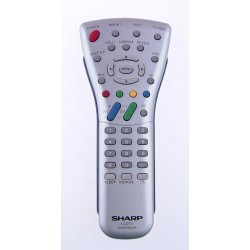 Sharp Television GA160WJSA Remote