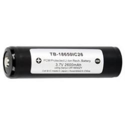 Battery 18650 - 2600mAH