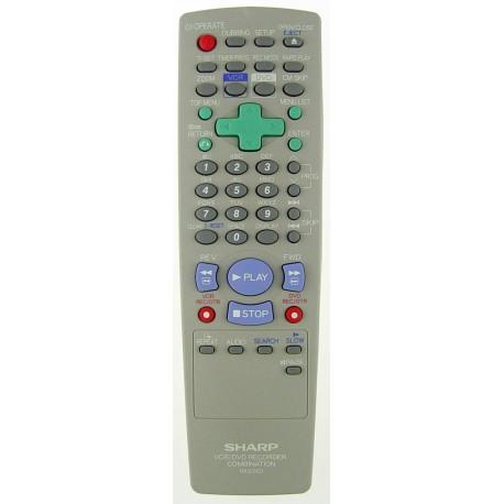 Sharp NB203ED Remote