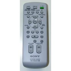 Sony RM-AMU011 Audio Remote