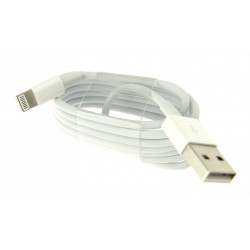 USB to Apple Lighning Cable - 1m