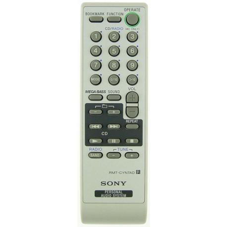 Sony RMT-CYN7AD Audio Remote