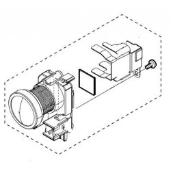 Sony Action Cam LENS BLOCK ASSY for HDR-AS30V