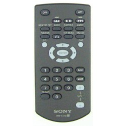 Sony RM-X170 Car Audio Remote