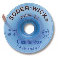 Solder Wick - Size 4 - 5feet