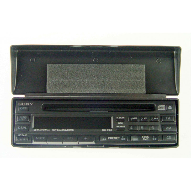 Sony Car Radio Detachable Face For CDX-5180