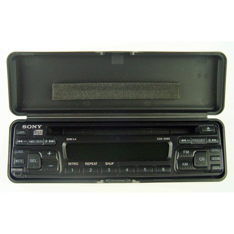 Sony Car Radio Detachable Face For CDX-5290