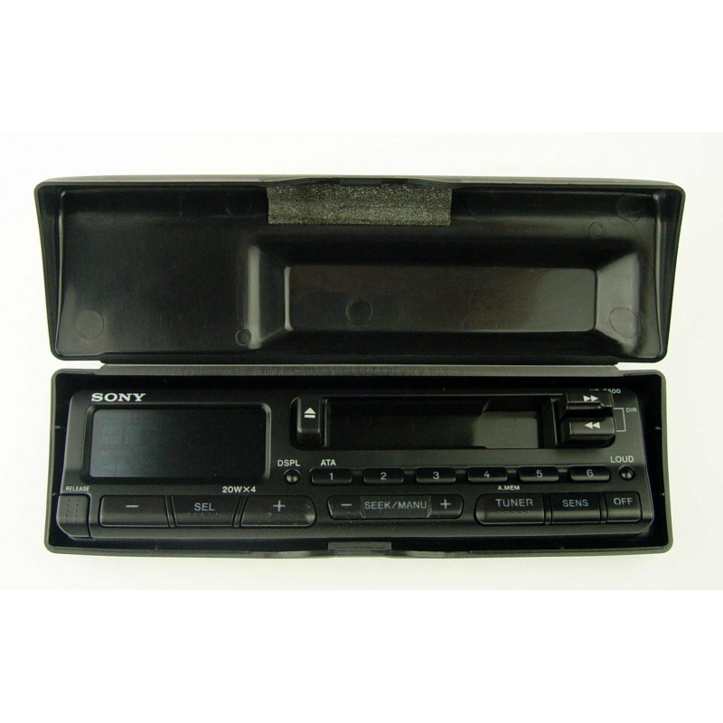 Sony Car Radio Detachable Face For XR-3500