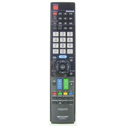 Sharp Television GB039WJSA Remote