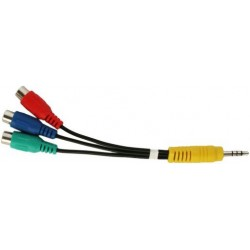 LG, Samsung and Hisense Television Analogue Component RCA Conversion Cable