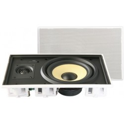 "Accento Dynamica 6½"" 2-WAY Rectangular Kevlar Ceiling Speaker"