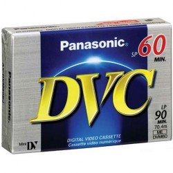 Mini DV Digital Cassette