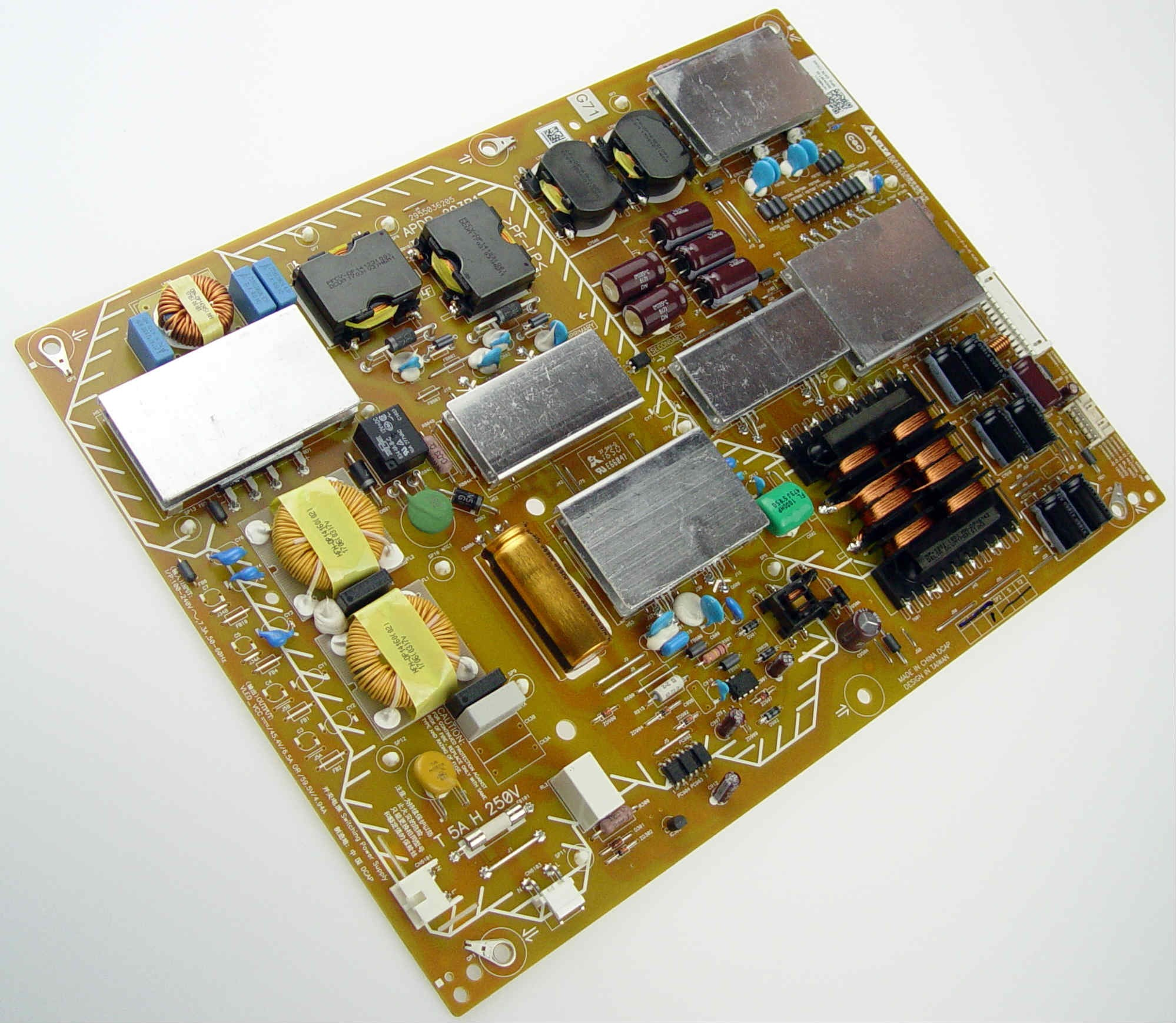Sony Static Converter G71 (Power PCB) for Televisions S0147468211 KD75X9000E