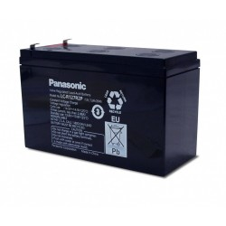 Panasonic LEAD-ACID Battery 12V 7.2AH